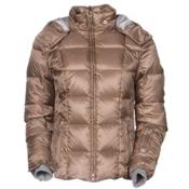 Bogner Mabel D Womens Insulated Ski Jacket, Wet Sand, medium