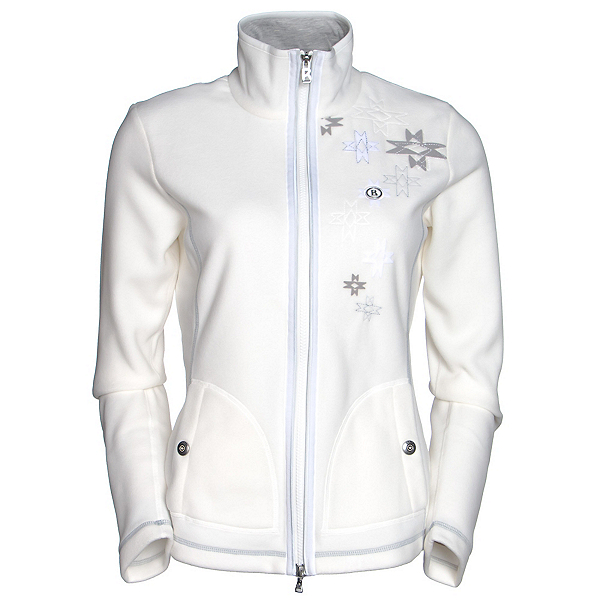 Bogner Delicate Womens Jacket, Off White, 600