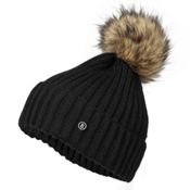 Bogner Leonie Womens Hat, Black, medium
