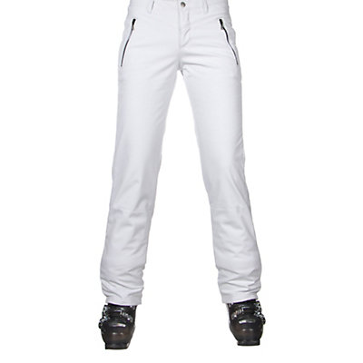 Bogner Fire + Ice Nikka2 Womens Ski Pants, Marble White, viewer