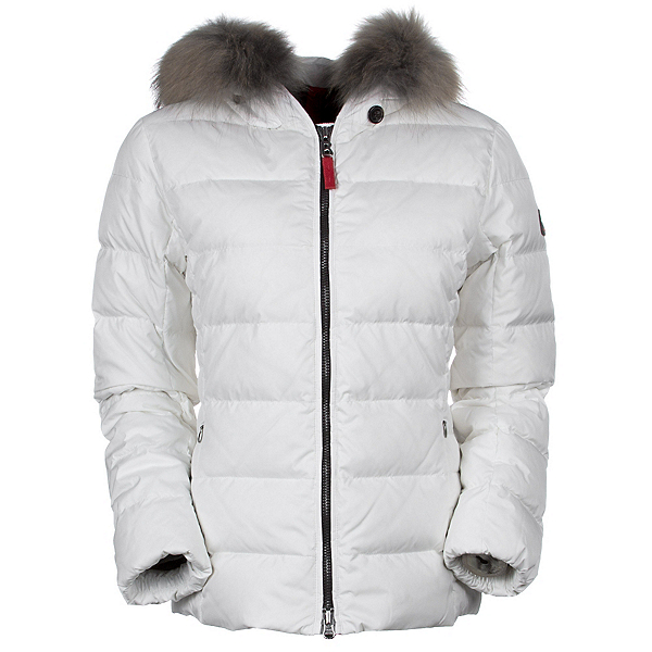 Bogner Fire + Ice Xenia2 Down Womens Jacket, Marble White, 600