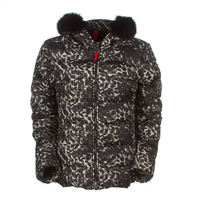 Bogner Fire + Ice Xenia2 Down Womens Jacket, Marble White, viewer