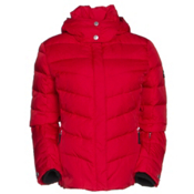 Bogner Fire + Ice Sally D Womens Insulated Ski Jacket, Fire Red, medium