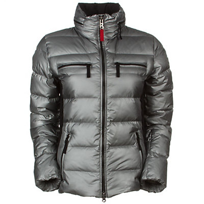 bogner fire ice lennja d womens insulated ski jacket platinum. Black Bedroom Furniture Sets. Home Design Ideas