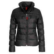 Bogner Fire + Ice Lennja D Womens Insulated Ski Jacket, Black, medium