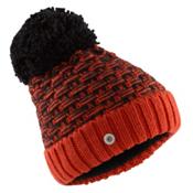 Bogner Fire + Ice Gia Womens Hat, Red, medium