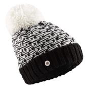Bogner Fire + Ice Gia Womens Hat, Black, medium