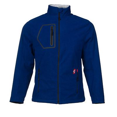 Gerbing Heated Fleece Mens Jacket, Black, viewer