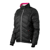 Gerbing Heated Puffer Womens Jacket, Black, medium