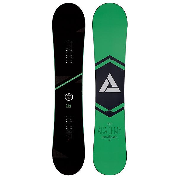 Academy Snowboards Icon Green Snowboard, , 600