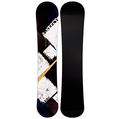 Firefly Mental Blue Snowboard, , viewer