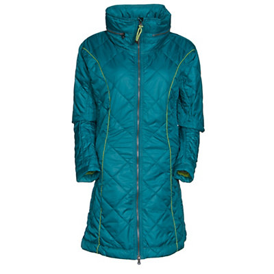 KUHL Vanessa Womens Jacket, Green, viewer