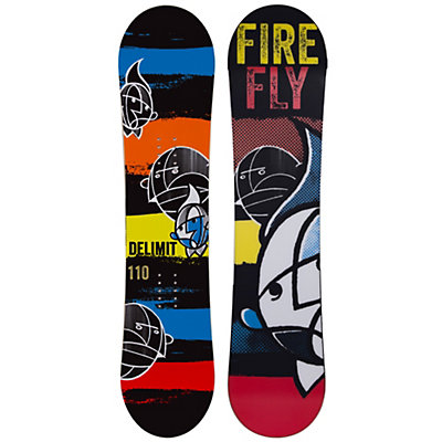 Firefly Delimit Boys Snowboard, , viewer