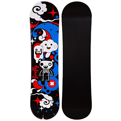 Firefly Explicit Girls Snowboard (Black), , viewer