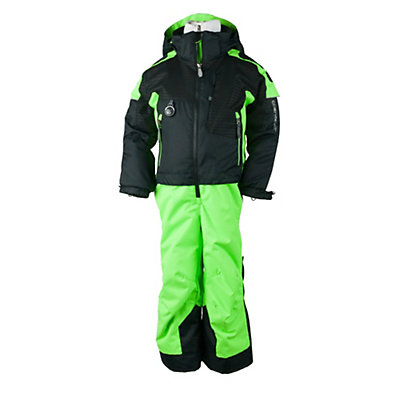 Obermeyer Turoa Toddlers One Piece Ski Suit, Lava, viewer