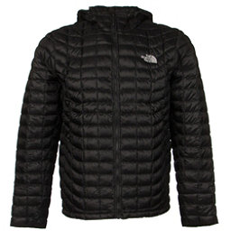 The North Face ThermoBall Hoodie Mens Jacket (Previous Season), TNF Black, 256