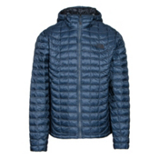 The North Face ThermoBall Hoodie Mens Jacket, Shady Blue, medium