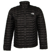 The North Face ThermoBall Full Zip Jacket, TNF Black, medium