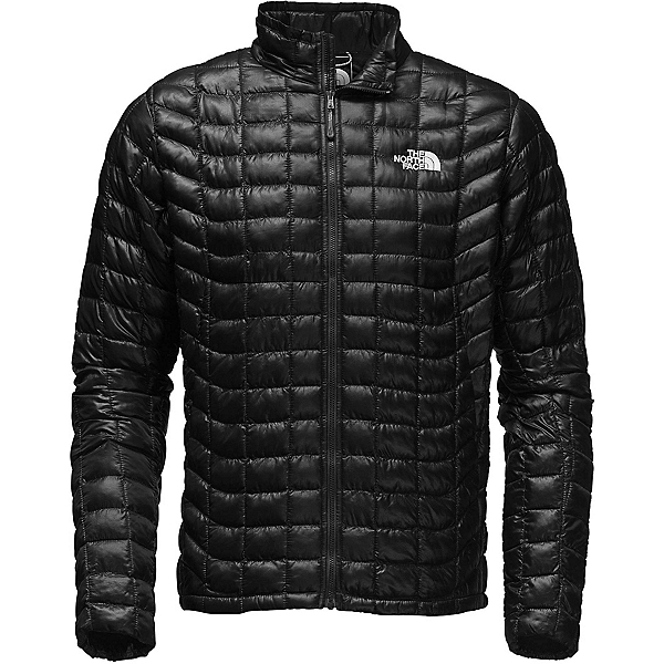 The North Face ThermoBall Full Zip Mens Jacket (Previous Season), TNF Black, 600