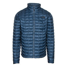 The North Face ThermoBall Full Zip Mens Jacket, Shady Blue, 256