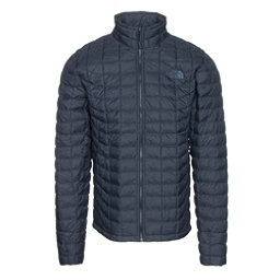 The North Face ThermoBall Full Zip Mens Jacket, Urban Navy Stria, 256
