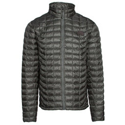 The North Face ThermoBall Full Zip Mens Jacket, Fusebox Grey, 256