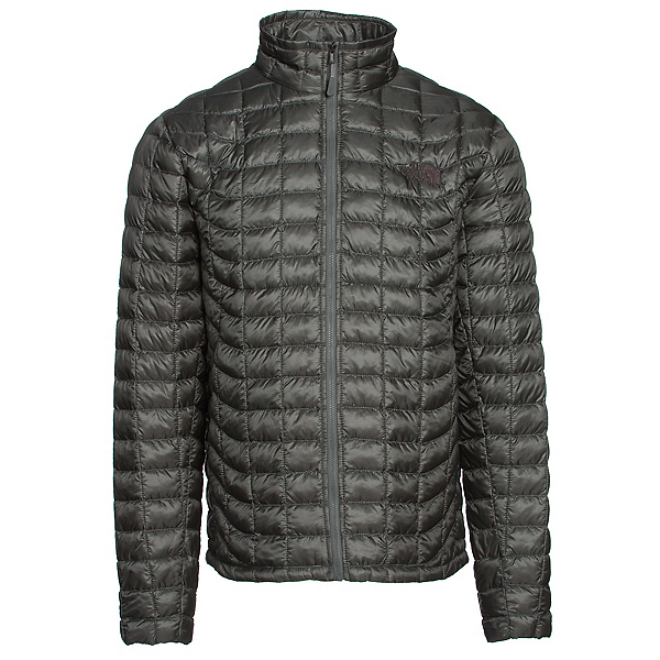 The North Face ThermoBall Full Zip Mens Jacket, Fusebox Grey, 600