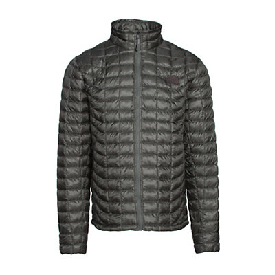 The North Face ThermoBall Full Zip Mens Jacket, TNF Black, viewer