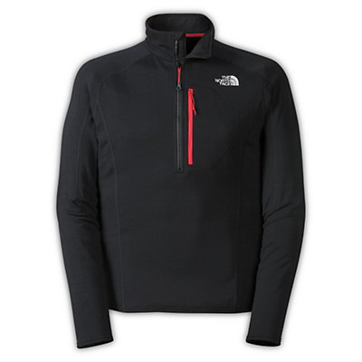 The North Face Incipient 1/4 Zip Mens Mid Layer, , viewer