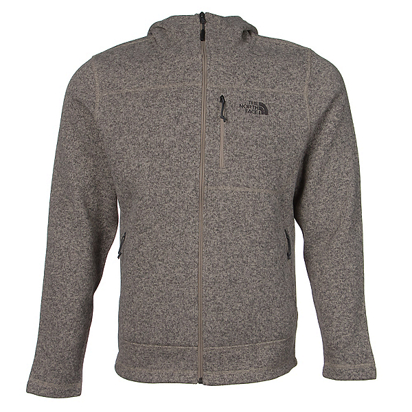 The North Face Gordon Lyons Mens Hoodie, Dune Beige Heather, 600