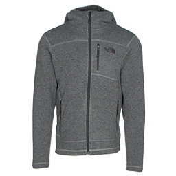 The North Face Gordon Lyons Mens Hoodie (Previous Season), TNF Medium Grey Heather, 256