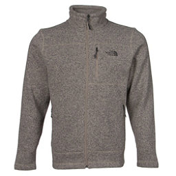 The North Face Gordon Lyons Full Zip Mens Jacket, Dune Beige Heather, 256