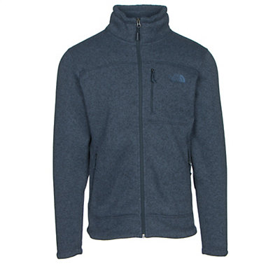 The North Face Gordon Lyons Full Zip Mens Jacket, Dune Beige Heather, viewer