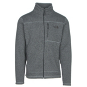 The North Face Gordon Lyons Full Zip Mens Jacket, TNF Medium Grey Heather, medium