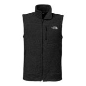The North Face Gordon Lyons Mens Vest, TNF Black Heather, medium