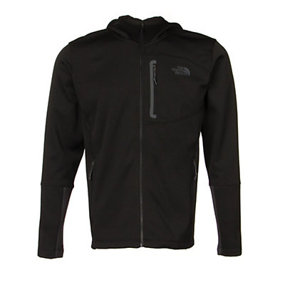 The North Face Canyonlands Full Zip Hoodie, TNF Black, viewer