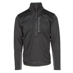 The North Face Canyonlands Half Zip Mens Mid Layer, TNF Black, 256