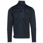 The North Face Canyonlands Half Zip Mens Mid Layer, Urban Navy Heather, medium
