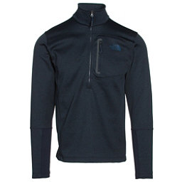 The North Face Canyonlands Half Zip Mens Mid Layer, Urban Navy Heather, 256