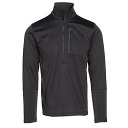 The North Face Canyonlands Half Zip Mens Mid Layer, TNF Dark Grey Heather, 256