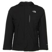 The North Face Plasma ThermoBall Mens Insulated Ski Jacket, TNF Black-TNF Black, medium