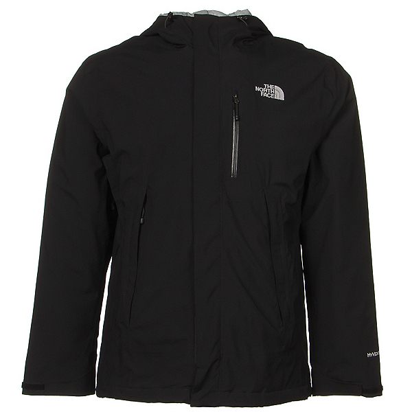 The North Face Plasma ThermoBall Mens Insulated Ski Jacket, TNF Black-TNF Black, 600