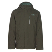The North Face Plasma ThermoBall Mens Insulated Ski Jacket, Climbing Ivy Green-Climbing Iv, medium
