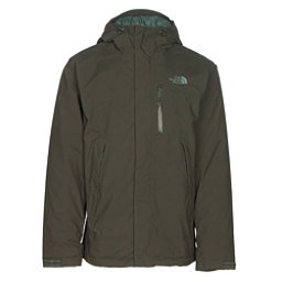 The North Face Plasma ThermoBall Mens Insulated Ski Jacket, Climbing Ivy Green-Climbing Iv, 256