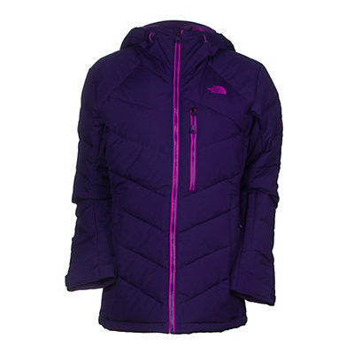 The North Face Point It Down Hybrid Womens Insulated Ski Jacket, , viewer