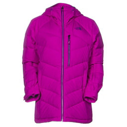 The North Face Point It Down Hybrid Womens Insulated Ski Jacket, Magic Magenta, 256
