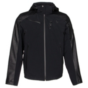 Spyder Icon Mens Insulated Ski Jacket, Black, medium
