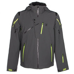 Spyder Monterosa Mens Insulated Ski Jacket (Previous Season), Polar-Theory Green-Bryte Yello, 256