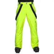 Spyder Bormio Mens Ski Pants, Bryte Yellow, medium