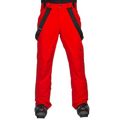 Spyder Bormio Mens Ski Pants (Previous Season), Bryte Yellow, viewer